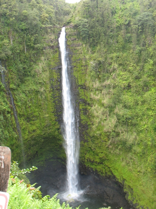 My most incredible site visit - Hawaii!