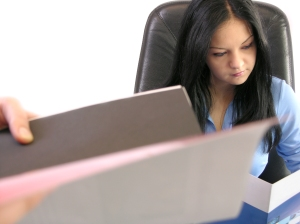 reading a contract - © Dreamstime Agency  Dreamstime Stock Photos