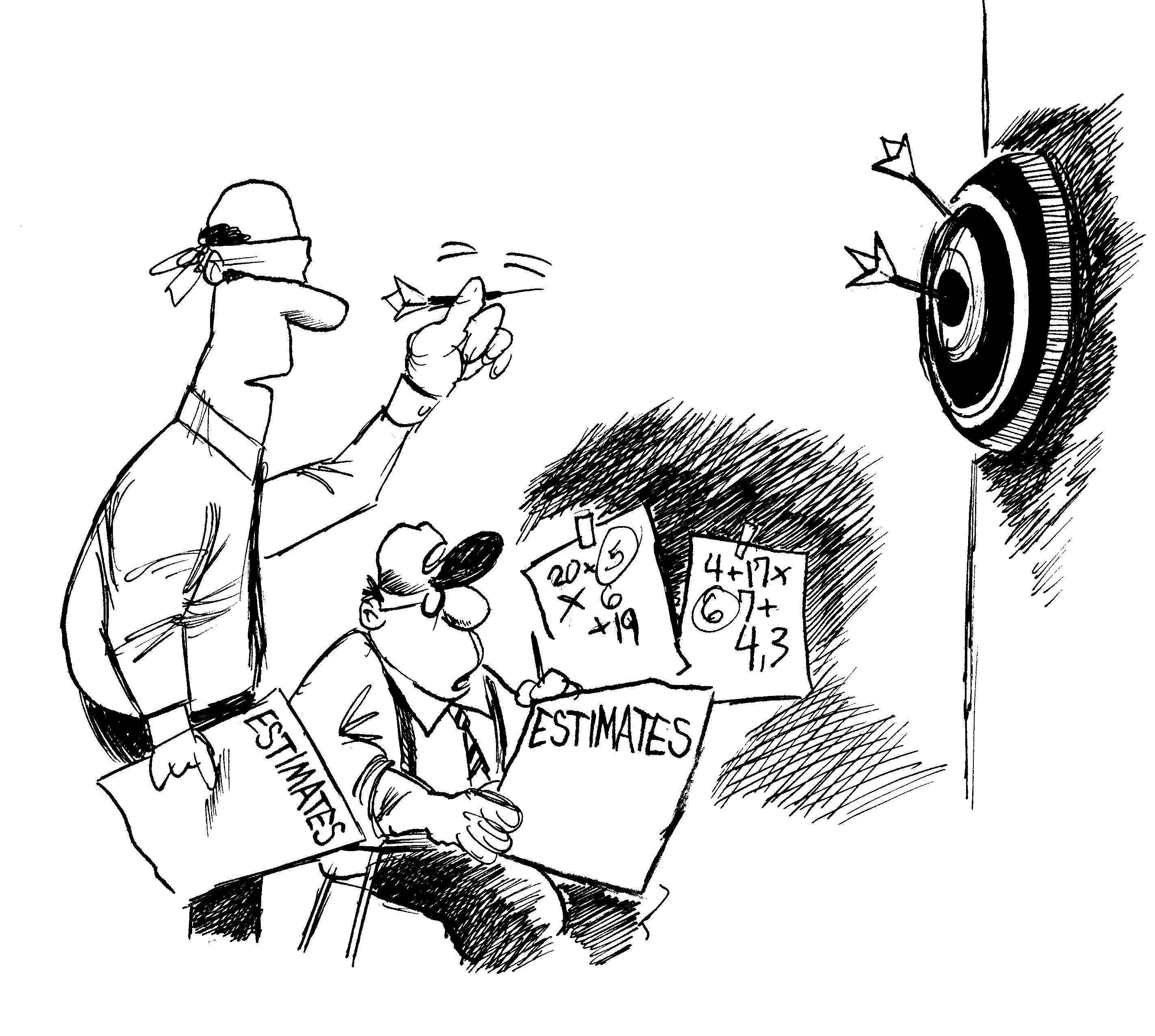 estimating service costs