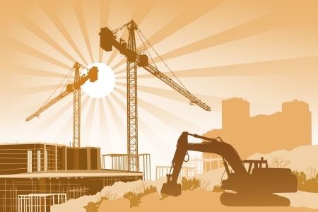 sunny construction site kalomirael